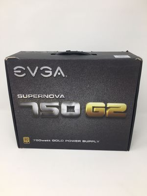 EVGA 750W G2 for Sale in CA, US