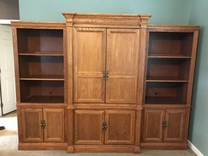 Entertainment Center for Sale in Rougemont, NC