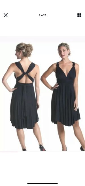 Tart Infinity Dress Black Size 8 Preowned for Sale in McKeesport, PA