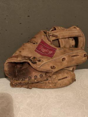 Rawlings Mickey Mantle MMF Baseball Glove Mitt RH Throw 12 Inch USA Teen Adult for Sale in Phoenix, AZ