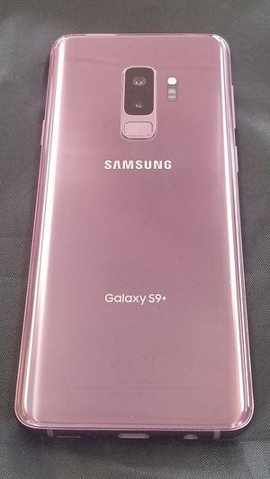 Unlocked Galaxy S9+ 64Gb TMobile At&t Cricket Straight talk Metro etc for Sale in Arlington, TX