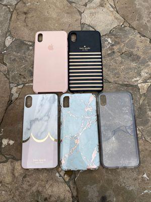 iPhone XS max cases for Sale in Marietta, GA