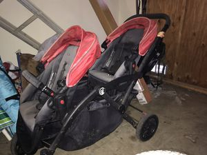 Graco double stroller for Sale in Oceanside, CA