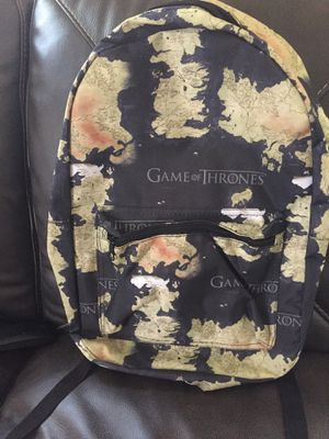 Game of thrones backpack for Sale in Bell, CA