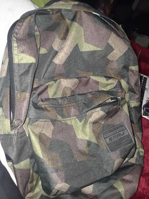 RRJ camo backpack for Sale in Portland, OR