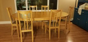 7 Piece Dining Table for Sale in Rossmoor, CA