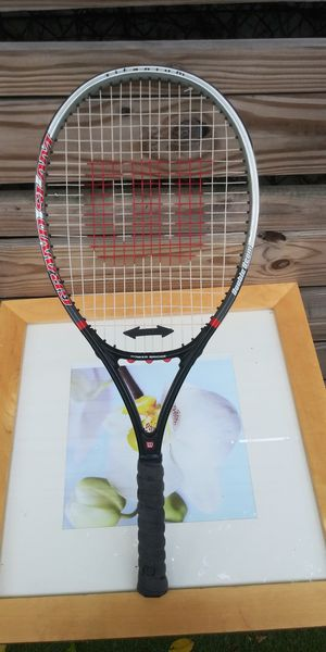 Wilson tennis racket for sale for Sale in Chicago, IL