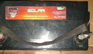 VMAX125SLR Solar Power Battery for Sale in Canoga Park, CA