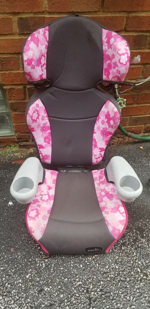 Evenflo car seat / Booster seat for Sale in Shaker Heights, OH