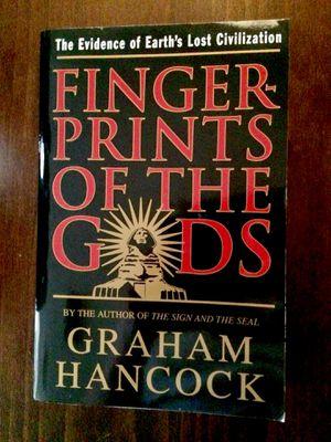 Fingerprints of the Gods book for Sale in Ormond Beach, FL