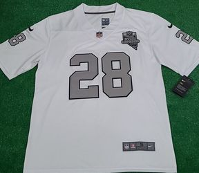 STITCHED JOSH JACOBS LAS VEGAS RAIDERS FOOTBALL JERSEY for Sale in Camp Pendleton North,  CA