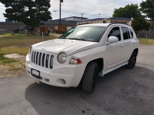 09 jeep compass 4x4 clean title run good firm $3350 today only serious requirement only for Sale in North Las Vegas, NV