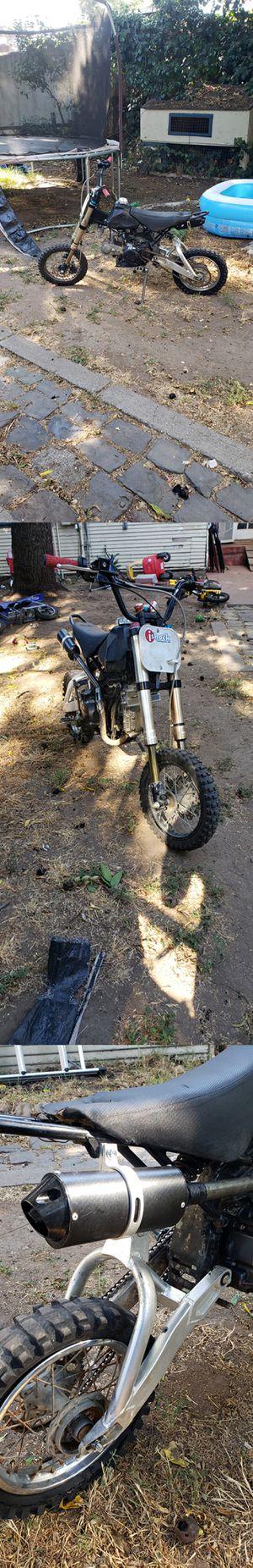 125cc // Pitbike // $485 for Sale in Stockton, CA