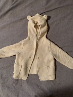 Gap Baby Bear knit jacket for Sale in Torrance, CA