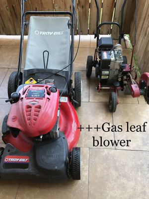 Grass cutter - gardening tools - leaf blower - mower - landscaping for Sale in La Mirada, CA