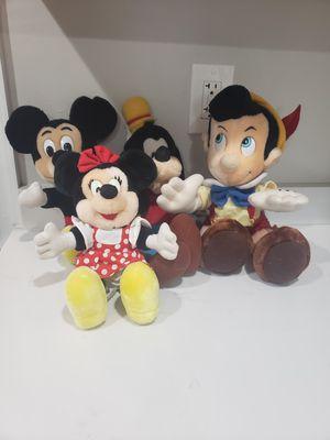 Disney vintage stuffed animals for Sale in Edgemoor, DE