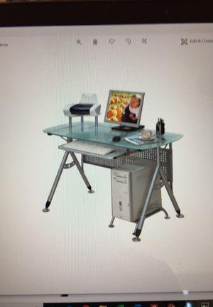 Techno mobili RTA-3784 computer desk for Sale in Santa Clara, CA