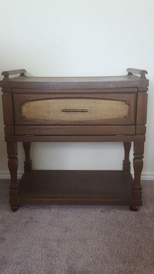 Rolling shelf/cabinet for Sale in Austin, TX
