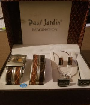 Paul Jardin Ladies watch Jewelry Set for Sale in Three Rivers, MI