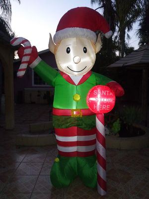 8 feet tall inflatable for Sale in El Monte, CA