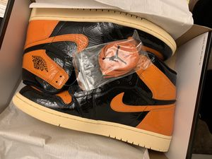 Nike shattered board men shoe for Sale in Davenport, FL