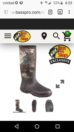 """Field & Stream Size 13"""" water proof Muck Boots. for Sale in Celina, OH"""