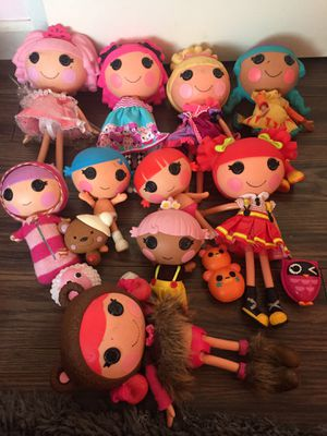 Lalaloopsy dolls for Sale in Salinas, CA