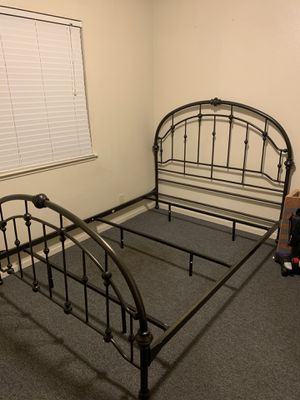 Full mattress bed frame for Sale in Chico, CA