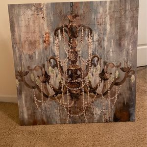 Chandelier Artwork for Sale in Raleigh, NC
