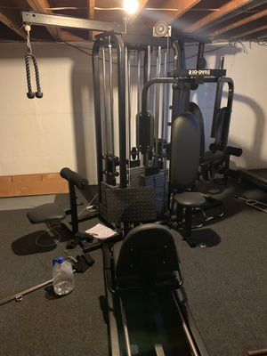 Boy-dyne home gym for Sale in Sanborn, NY