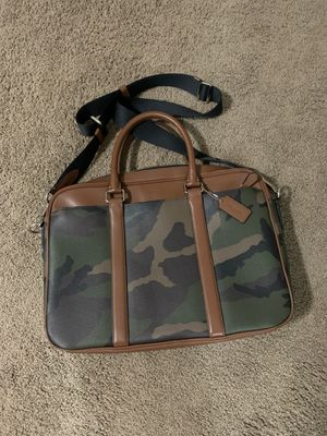 Coach Messenger Bag / Perfect Condition. for Sale in Mesa, AZ
