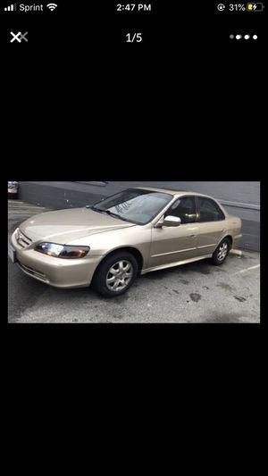 2001 Honda Accord EX for Sale in Chelsea, MA