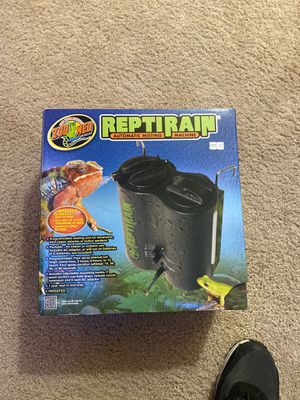 Reptile automatic misting machine for Sale in San Diego, CA