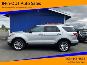2014 Ford Explorer for Sale in Puyallup, WA