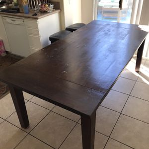 Kitchen Table With 6 Chairs for Sale in San Diego, CA