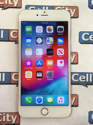 "iPhone 6s Plus ""T-Mobile-MetroPCS"" for Sale in Las Vegas, NV"