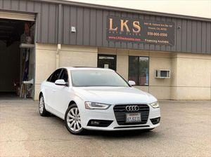 2013 Audi A4 for Sale in Fresno, CA