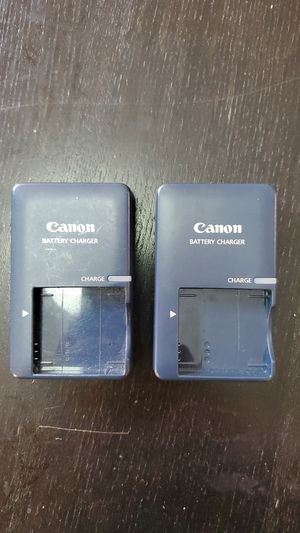 OEM Canon CB-2LV Charger for Canon NB-4L Li-ion Battery for Sale in Downey, CA