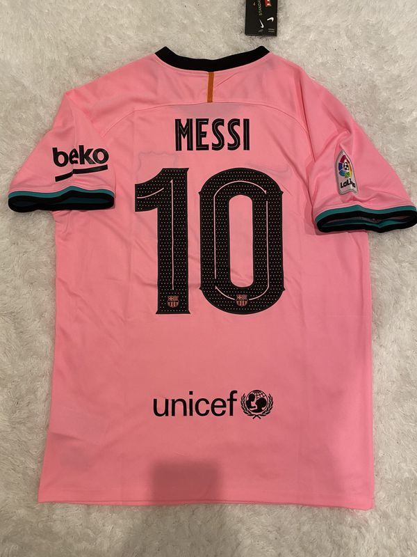 Lionel Messi Barcelona FC AWAY jersey 20-21