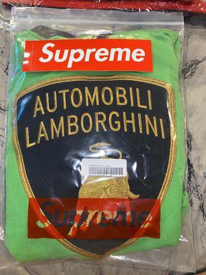 Supreme Lambo Hockey Jersey -$280 size XL for Sale in Leesburg, VA