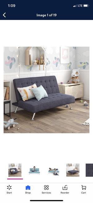 Futon for kids used for Sale in Las Vegas, NV