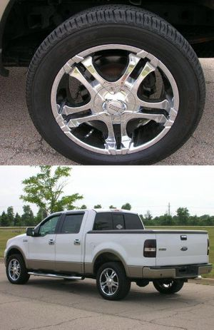 2006 Ford F-150 Price$12OO for Sale in Griffin, GA
