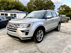 2019 Ford Explorer Limited - Wholesale Price for Sale in Clearwater, FL