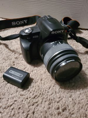 Sony camera for Sale in Saint Charles, MO