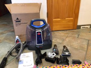 Bissell SpotClean Proheat Carpet Cleaner, new in box for Sale in Houston, TX
