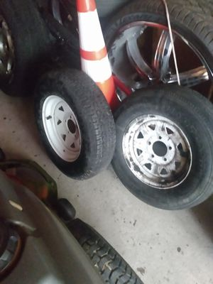 Siz 13 trailer tires for Sale in Indianapolis, IN