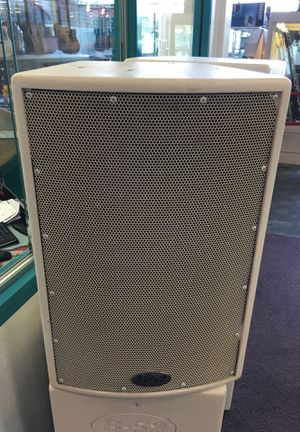 B-52 amplification monitor 2 speaker set PA-212 speaker system pro audio 650 watts pro audio BCP007123 for Sale in Fountain Valley, CA