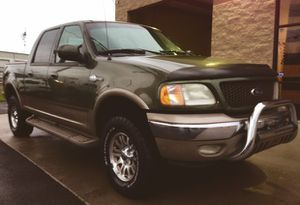 2OO2 Ford F150 Runs and drives excellent for Sale in Nashville, TN