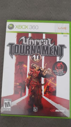 Unreal Tournament (Xbox 360) for Sale in Durham, NC