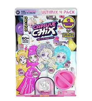 Shopkins Capsule Chix Ultimix 4-Pack for Sale in Oak Point, TX